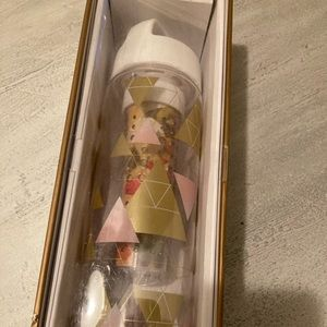 NIB Laura Ashley fruit infused water bottle
